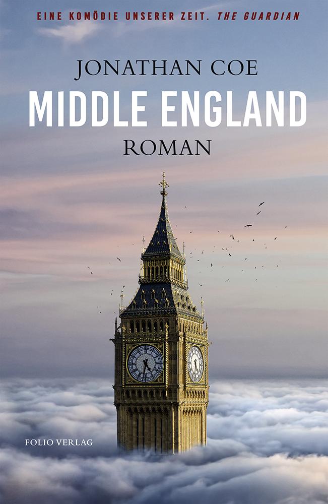 """Jonathan Coe: """"Middle England"""""""