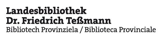 Landesbibliothek Dr. Friedrich Teßmann